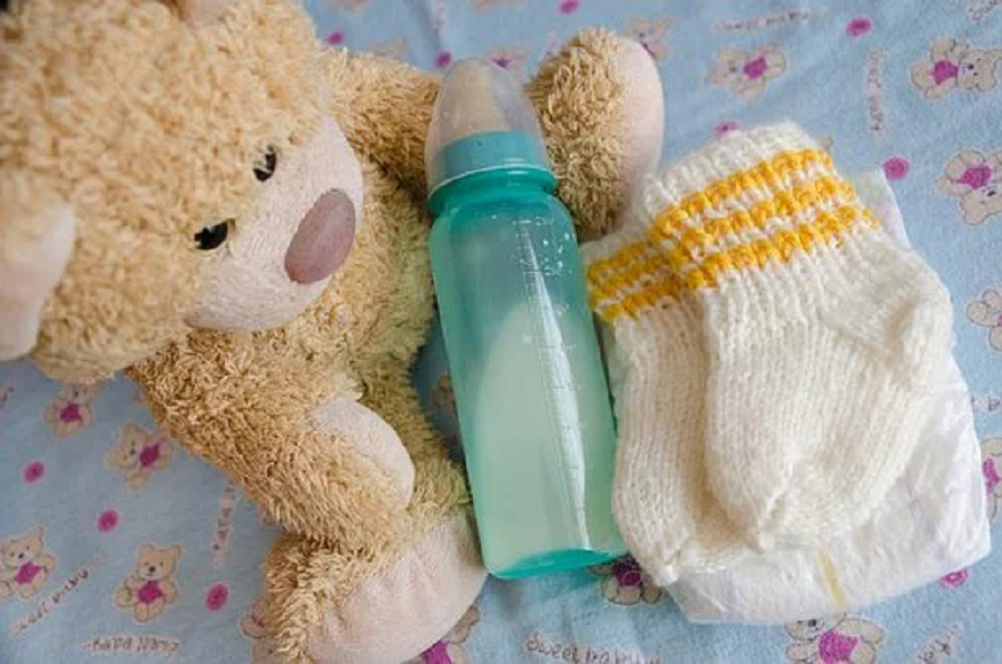 biberon bebe