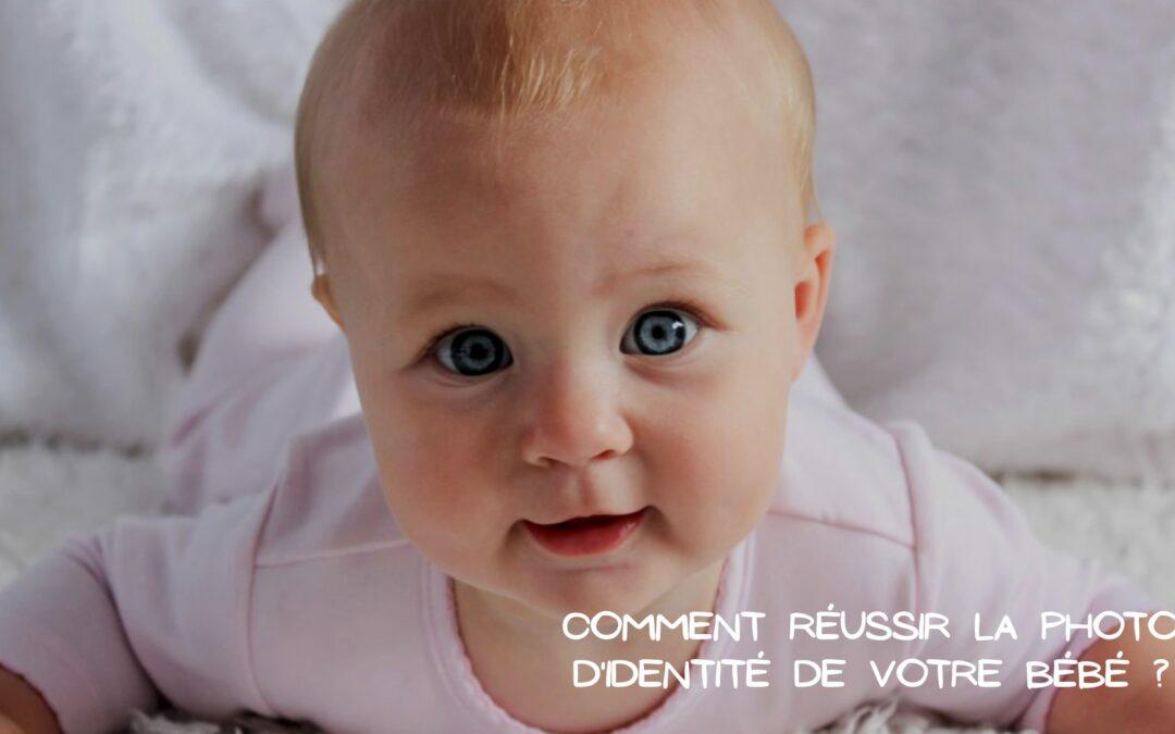photo bébé réussi