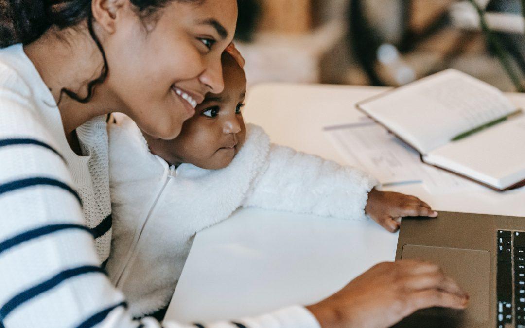 La vie d'une maman chef d'entreprise : Concilier affaires et bébés