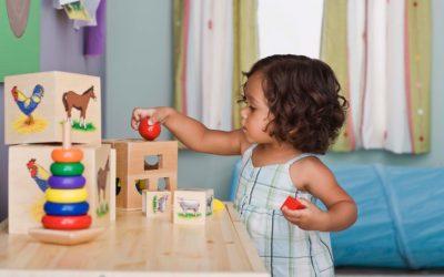 Choisissez les bons jouets pour un meilleur développement de votre enfant